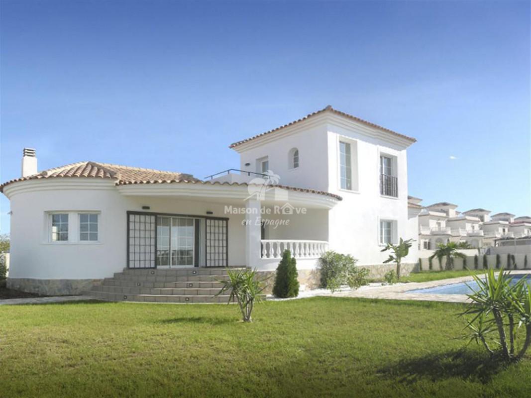 Villa De Reve Espagne Maison Design