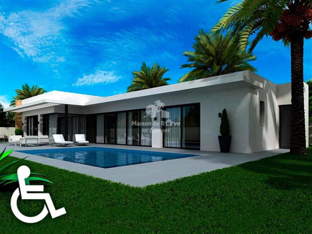 Pmr Villa Espagne